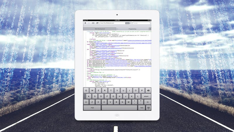 How Can I Use an iPad for Web Development and Programming?