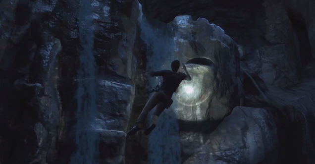Nathan Drake Might Be The Best Climber In Video Game History