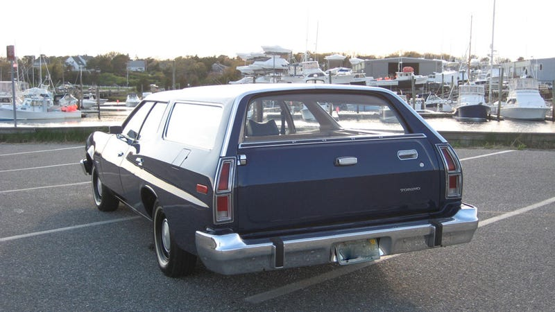 Mother's Day edition: 1975 Ford Torino Wagon