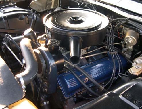 Engine of the Day: Cadillac OHV V8