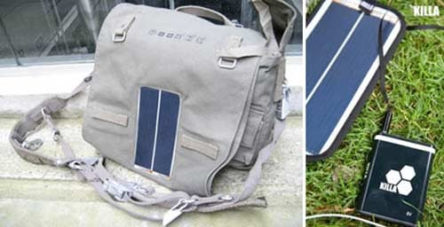 The Nazis, While Unspeakably Evil, Made a Fine Solar Backpack