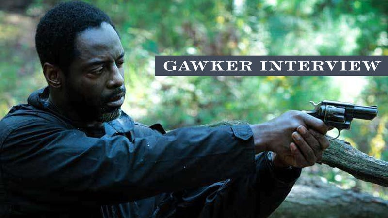 How Isaiah Washington Made One Monster and Destroyed Another