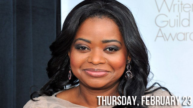 Octavia Spencer Plans to Celebrate Oscar Nom With a Brand-New Rack