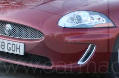 2010 Jaguar XK Spied Prowling English Countryside