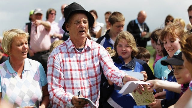 You Won't Regret Reading About The Seven Best Bill Murray Stories