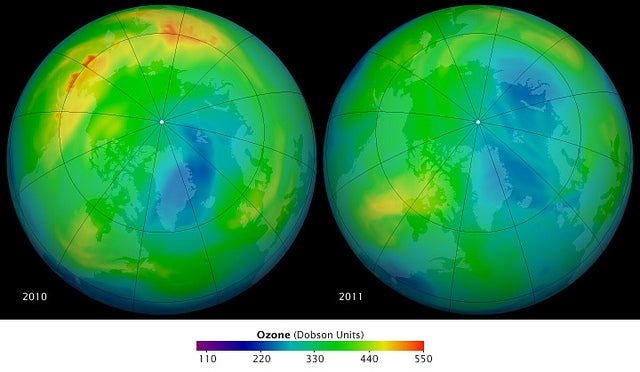 Everything You Need to Know About the Arctic Ozone Hole