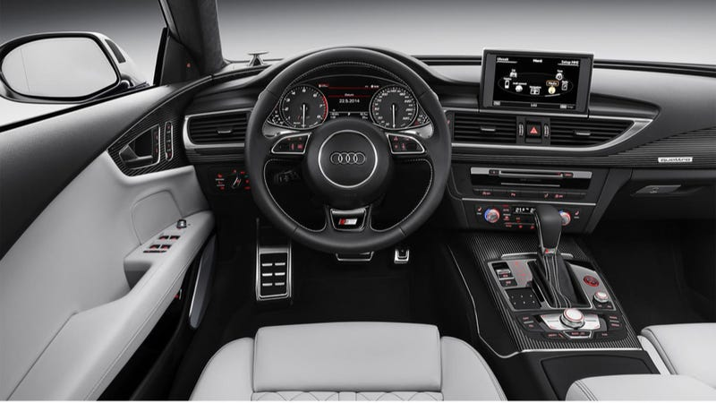 There's A New Audi A7 And It's Gorgeous Like The Old Audi A7