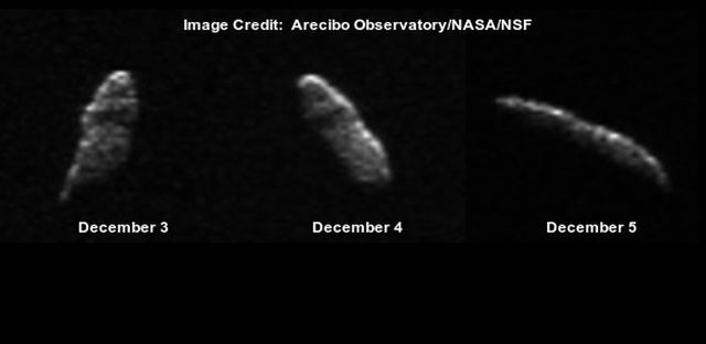 A Large Asteroid Will Zoom Past Earth on Christmas Eve