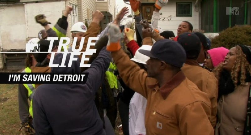 Before You Watch 'Low Winter Sun,' Watch 'True Life: I'm Saving Detroit'