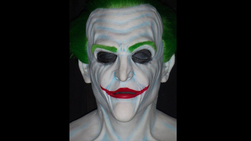 Let The Joker Put a Smile on Your Face. Literally.