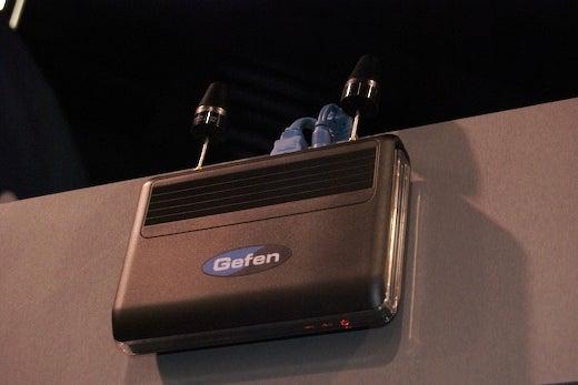 NAB07: Gefen's Wireless HDMI is a Work in Progress