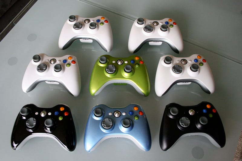 Hands-On Gallery: Colorware Makes Xbox 360 Elites Obsolete