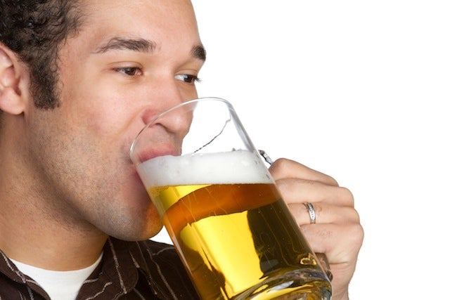 Just one sip of beer can trigger a dopamine surge in your brain