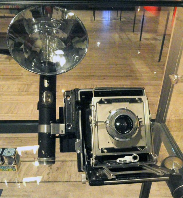 This Huge Camera Rig Was the Howitzer of Early Action Photography