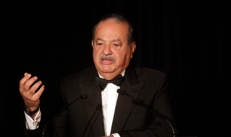 Carlos Slim Joins Celeb-Backed Instagram Clone, Makes It Evil