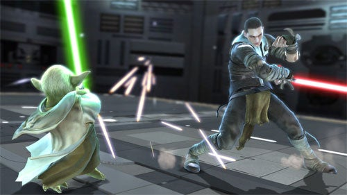 Using The Force In Soul Calibur IV