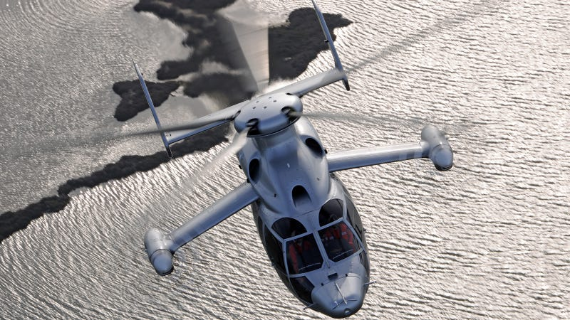 The New Fastest Helicopter on Earth Can Fly at an Insane 300MPH