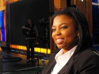 Jemele Hill Just Taking This Whole Lou Holtz-Hitler Backlash in Stride