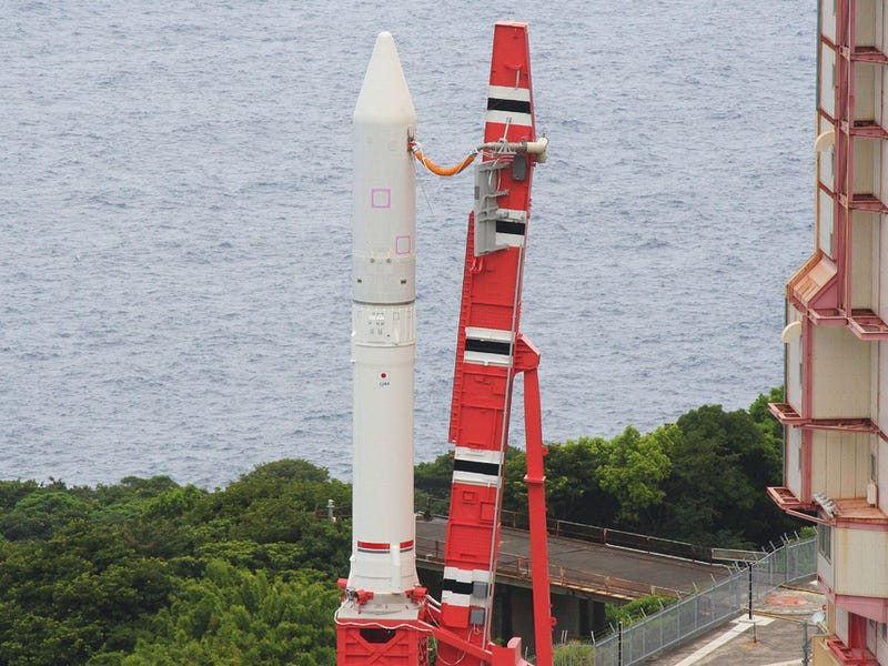 El nuevo telescopio espacial japonés se maneja desde un portátil
