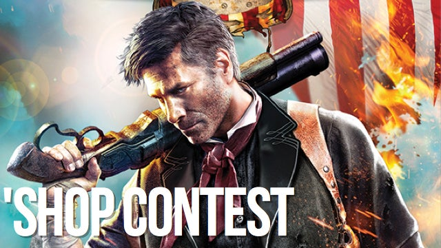 Kotaku 'Shop Contest: Chin Down Eyes Up: The Game