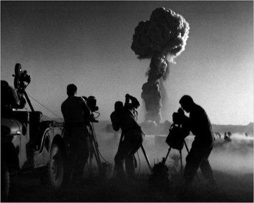 The Secret, 250 Man Hollywood Team That Captured Our Doomsday Bombs
