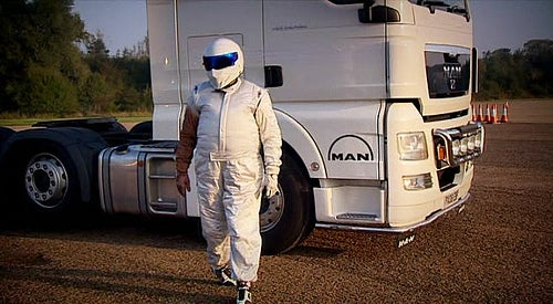 "Top Gear USA To Include ""The Stig"""