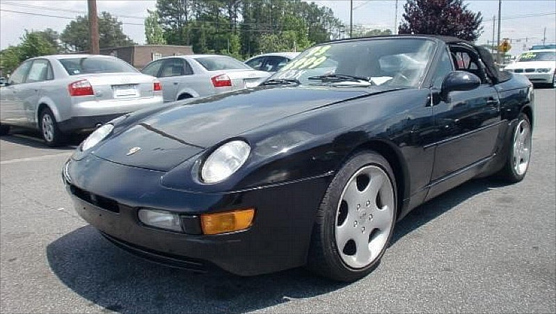 For $5,999, Porsche Nine Sixty What?