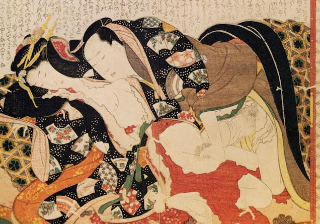 A japán pornóművészet