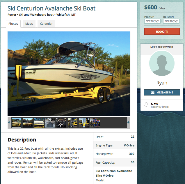 "There's an ""AirBnB For Boats"" and ""Assholes"""