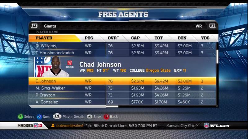 Oh Man, Chad Johnson, This Tweet Is Heartbreaking [UPDATE]