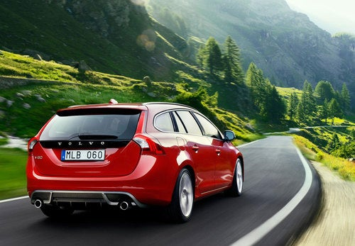 Volvo S60 And V60 R-Design R-Underwhelming