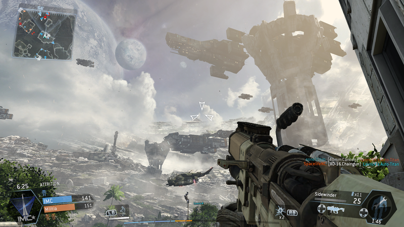 I have seen Titanfall: Impressions from the PC Beta Frontier