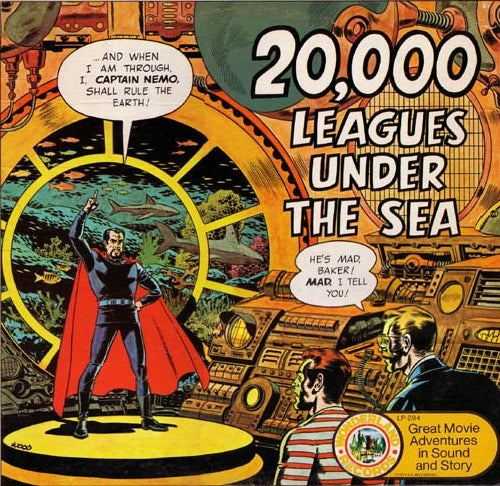 McG To Battle A Baby Giant Squid As New Captain Of 20,000 Leagues Under The Sea