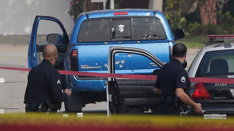 Women Get $4.2 Million After Truck Shot By LAPD During Manhunt