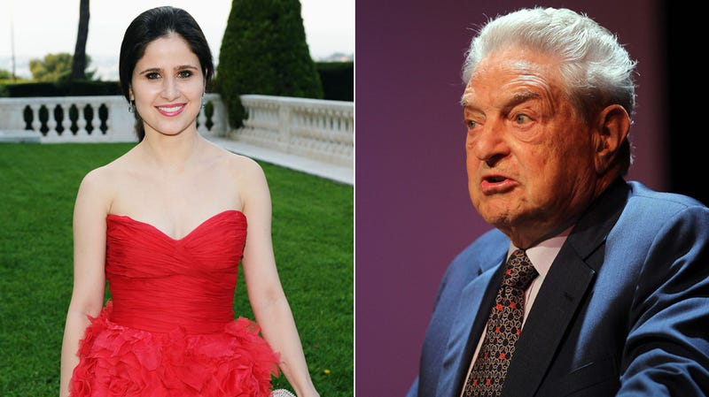 George Soros Made His Gal Pal Sit at the Kids' Table