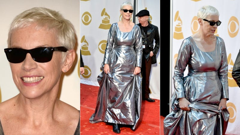 Annie Lennox Is Ready for her Intergalactic Close-Up