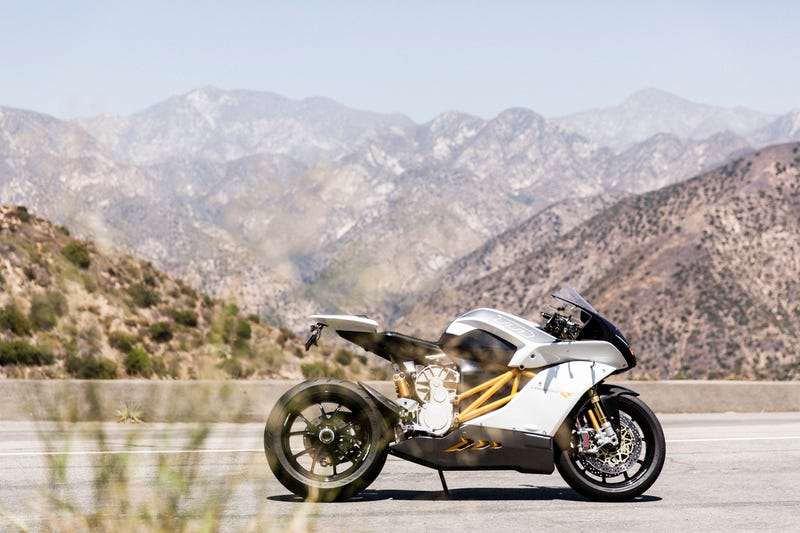 This Electric Motorcycle Changes Everything