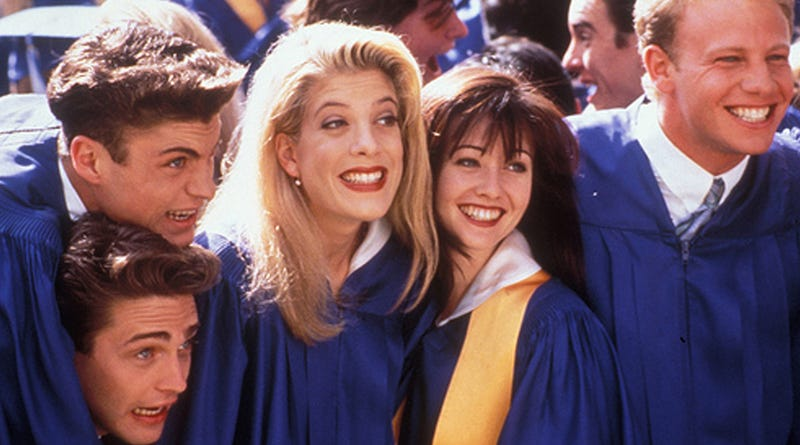 "True Tori Fans: What Does ""Donna Martin Graduates"" Even Mean?"