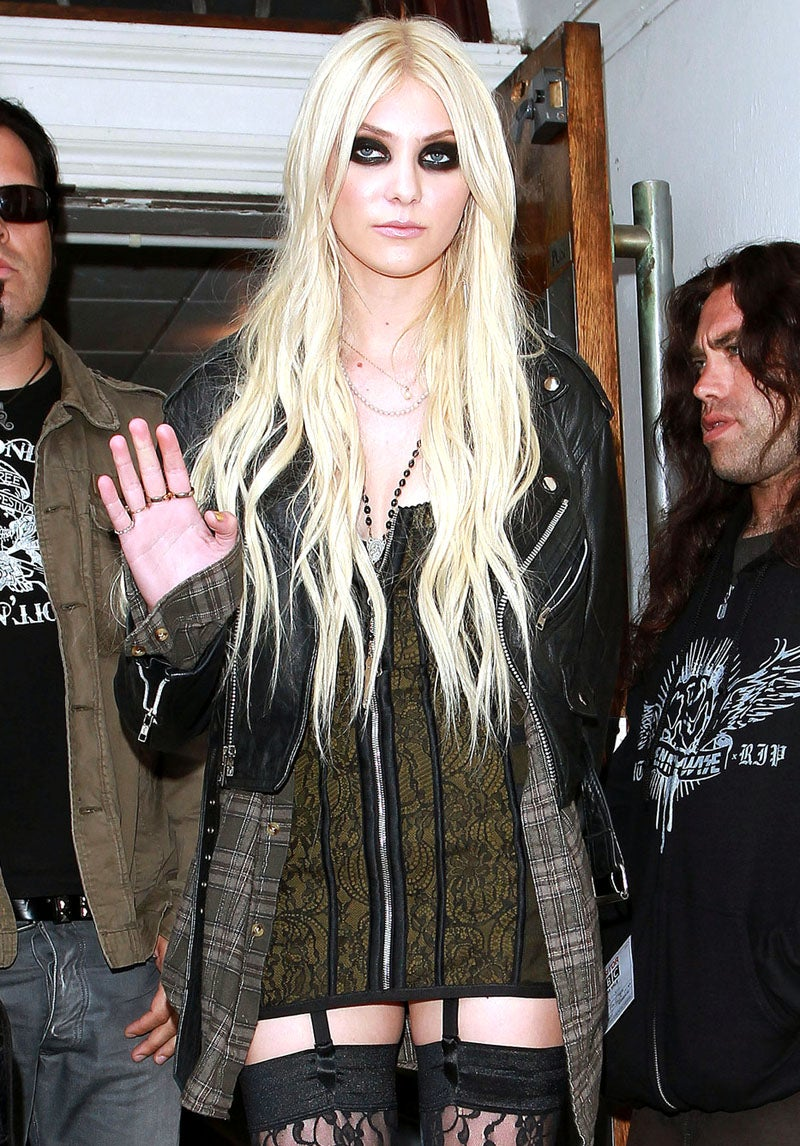 Taylor Momsen Saved Her Neutered Dog's Testicles, Then Set Them On Fire