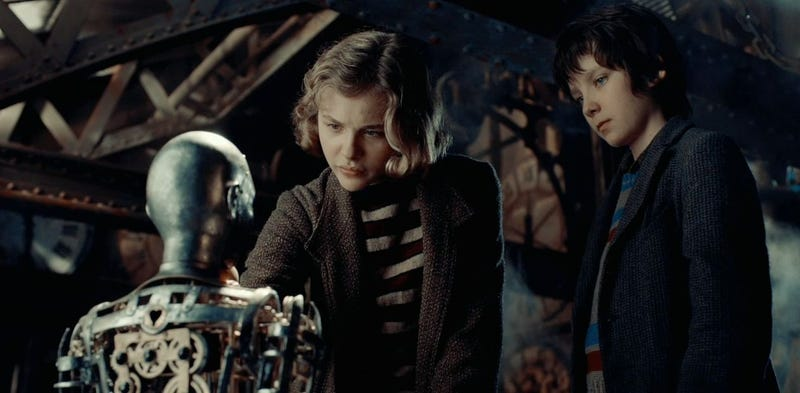 Our future robot overlords will be obsessed with Martin Scorsese's Hugo