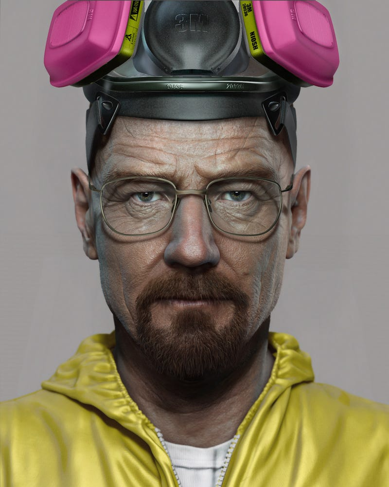 Dreaming Of A Breaking Bad Video Game That Looks This Awesome