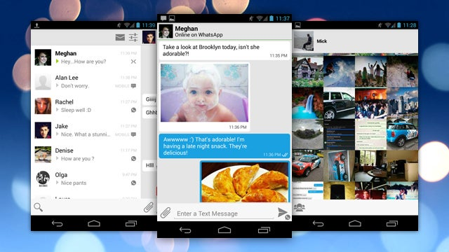 Disa Organizes Your IMs, Texts, and Photos in One Unified App