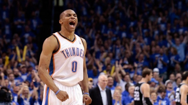 Why The Heat Should Be Afraid Of Russell Westbrook