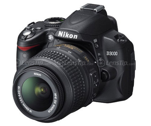 Here's the Nikon D300s and D3000, Maybe
