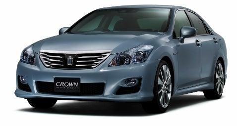 Tokyo Auto Show Preview: Toyota Crown HV Concept
