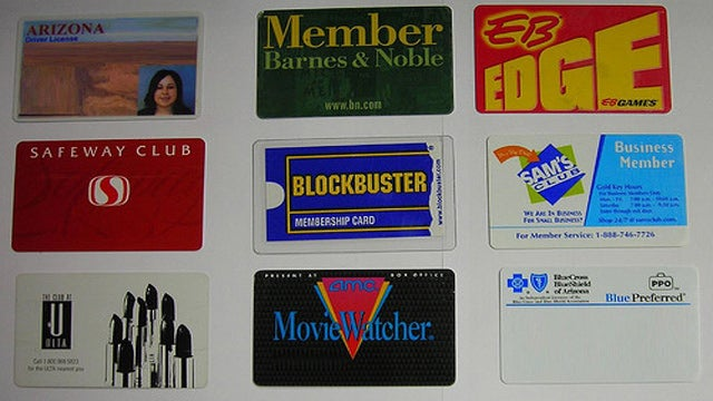 Keep a Second Wallet in Your Car for Store Loyalty Cards
