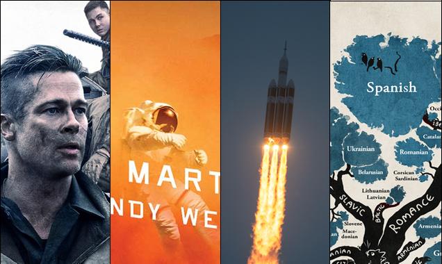 Orion, Marte, mitos y filtraciones, lo más leído esta semana