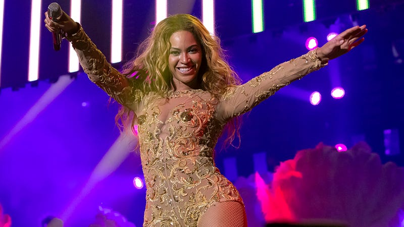 Freedom of Information Act Does Not Apply to Beyoncé; Beyoncé Is Her Own Government