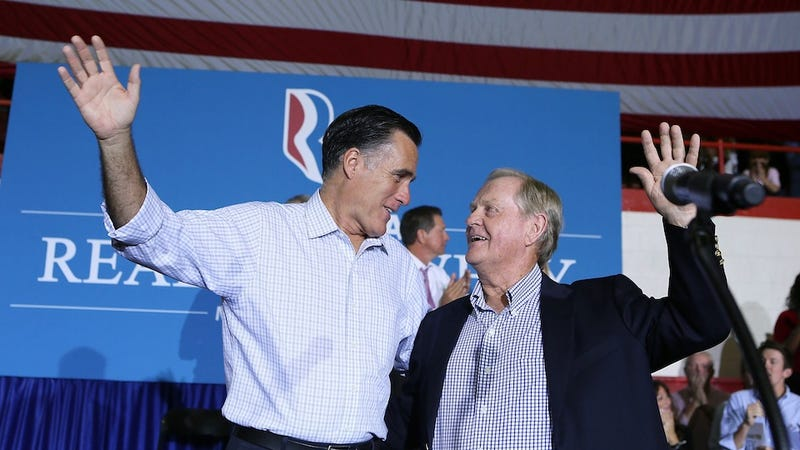 "Mitt Romney Thinks The ""Greatest Athlete"" Of The 20th Century Was Jack Nicklaus, Who Was Not The Greatest Athlete Of The 20th Century"