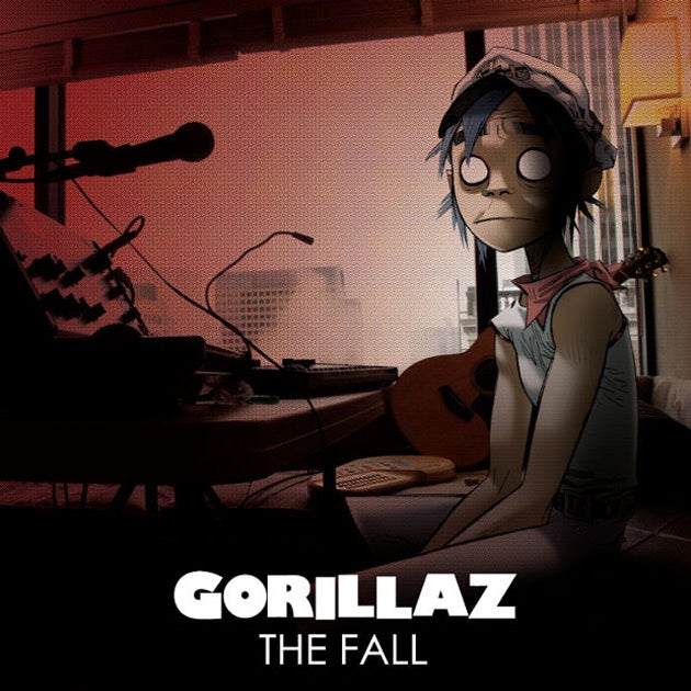 Download the Gorillaz's New iPad-Only Album